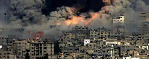 Bombardment of Gaza